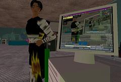 SL > Tv > SL Live Droste effect