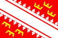 The Flag of Alsace