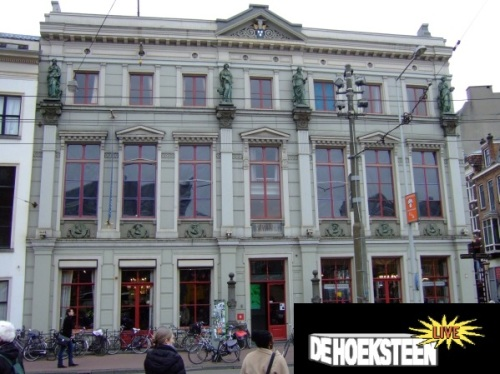 October 12-13 De Hoeksteen Live from a new location !!!